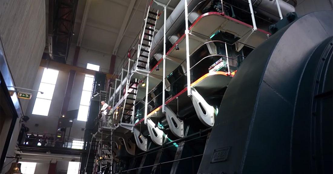 alh-starting-the-worlds-largest-diesel-engine