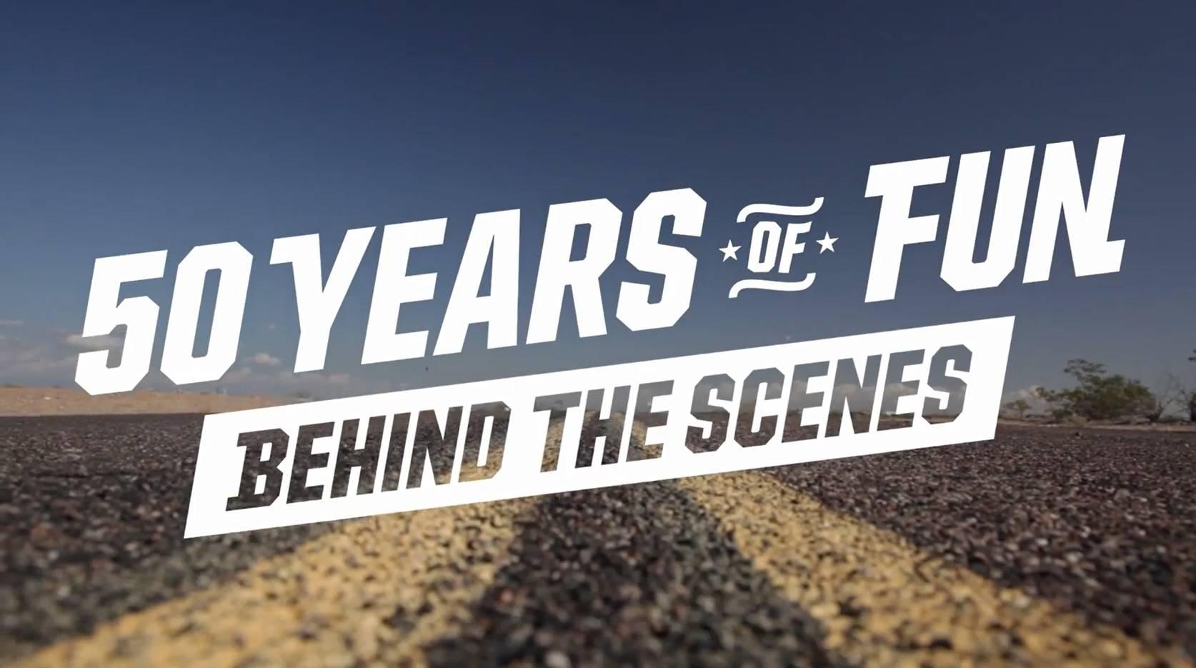 50 years BTS