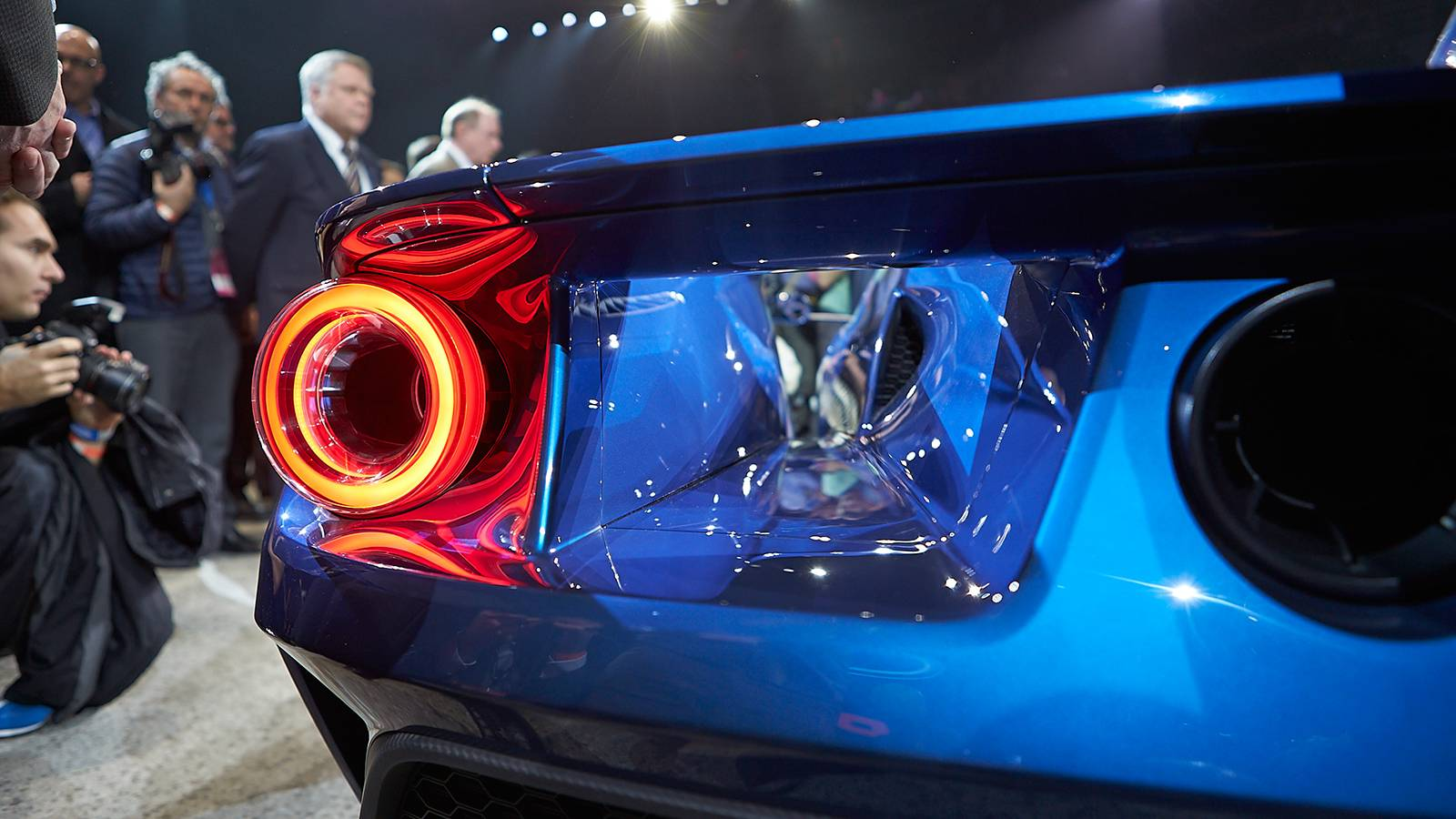 Hold Your Breath And Listen To  Ford Gt Video