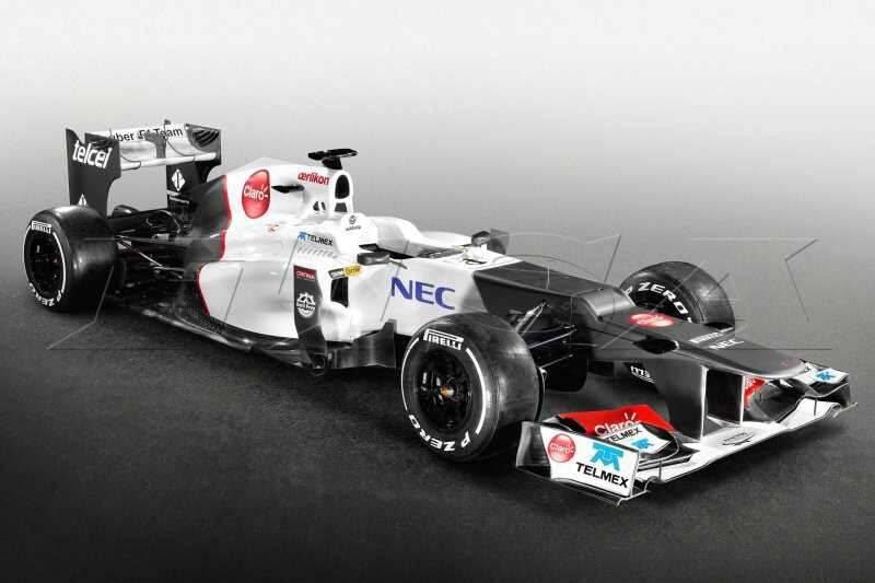 2012_F1_Sauber_F1_C31_launch_1