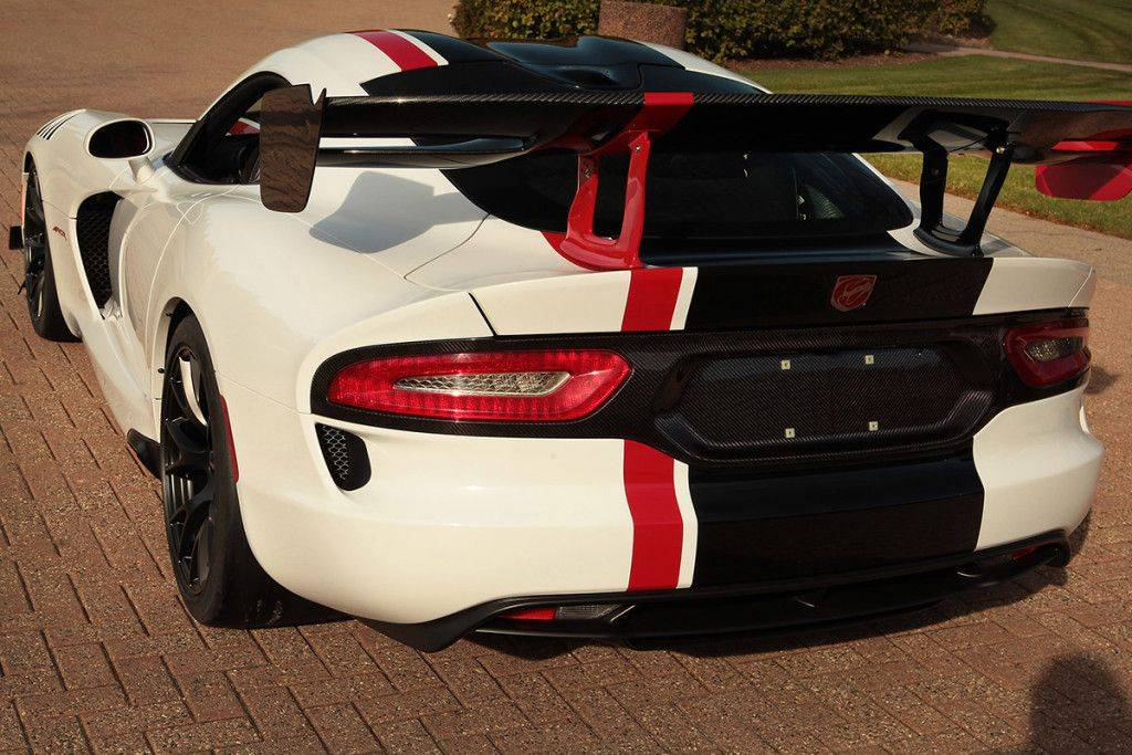 Dodge Viper ACR Concept
