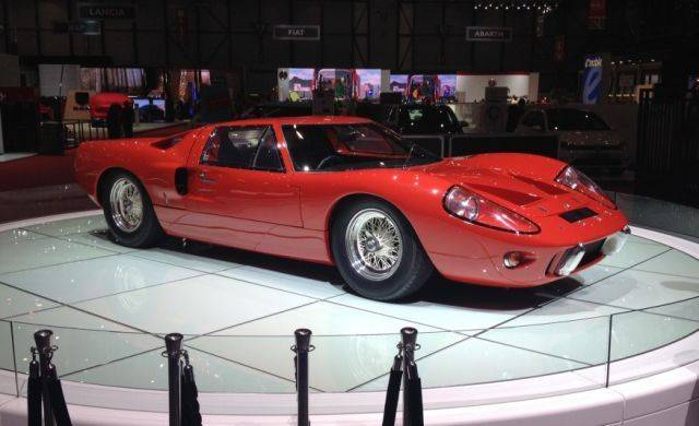 1969 Ford GT Mk III