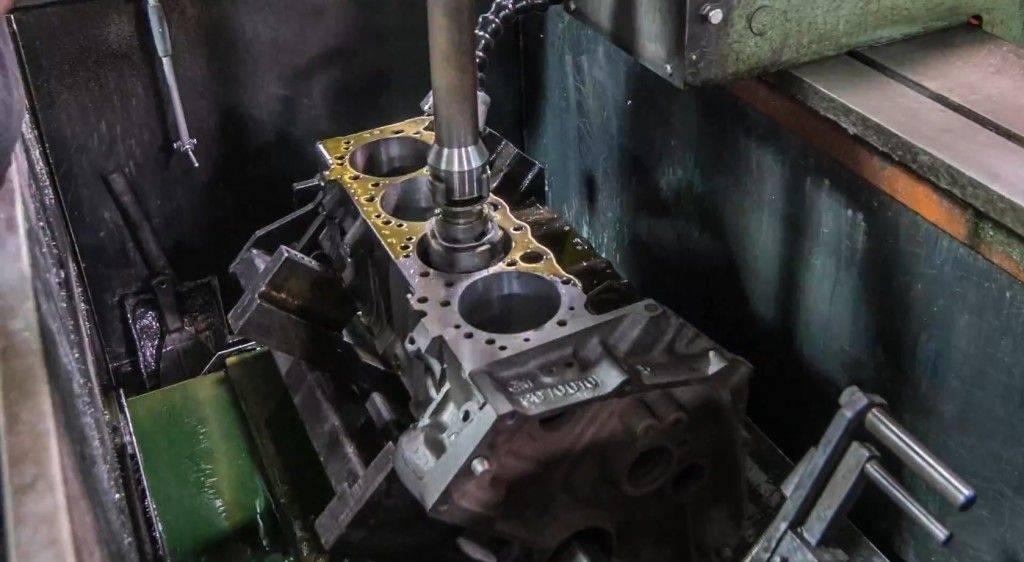 engine rebuildchevy