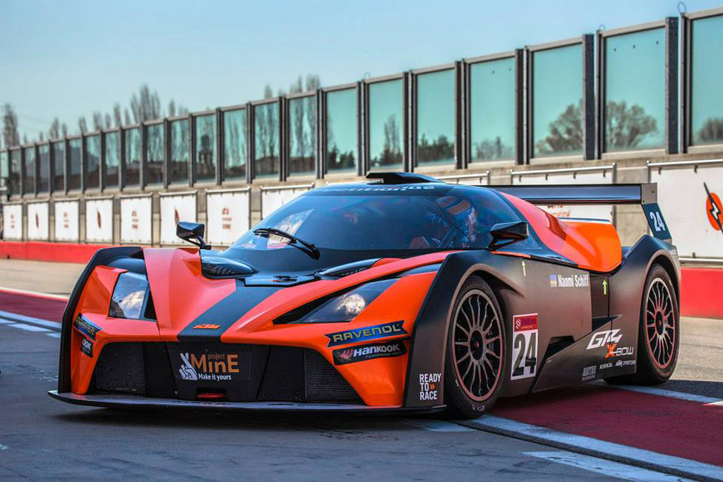 The KTM X-Bow GT4 is finally here! – GT Speed