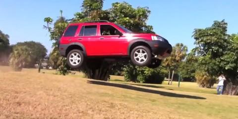 freelander jump