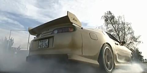 smokey supra