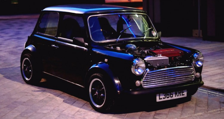 Proof that this B18 Type R VTEC Classic Mini is a really