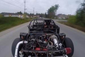 twin-engine