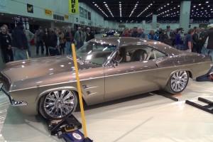 weird 65 impala