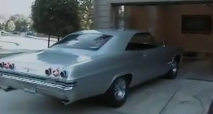 Image result for '65 CHEVY IMPALA SS OPEN HEADERS IRRITATES ANGRY NEIGHBOR