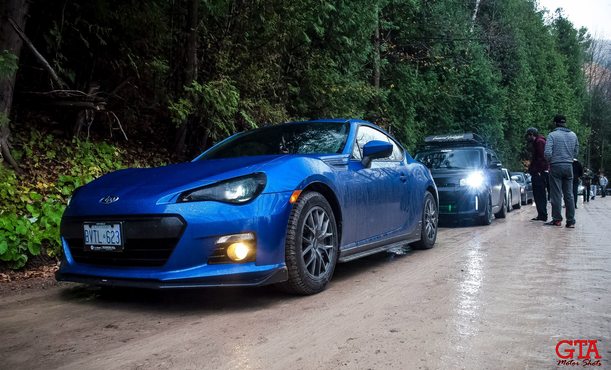 Cold, Wet and Rainy Canadian Car Culture – GT Speed