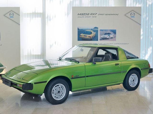 Mazda Technology Workshop