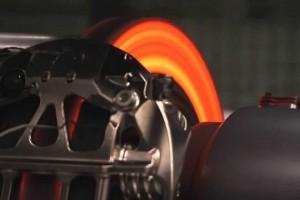 F1 brake test