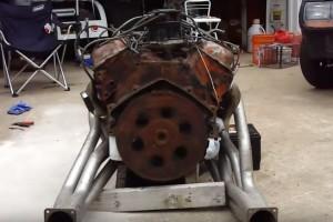 454 engine