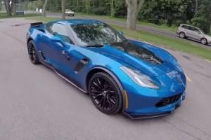 Corvette Z06 Exhaust