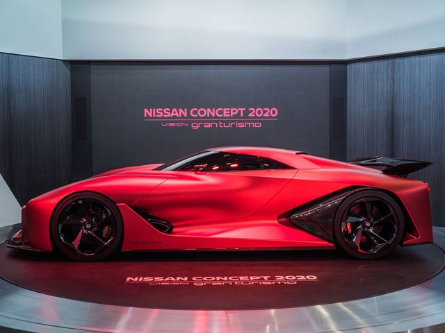 2020 Nissan GTR R36 Vision is far away from being produced in this planet – GT Speed