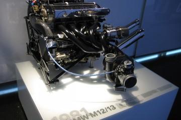 BMW F1 Engine