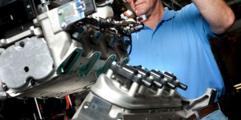 Corvette engines