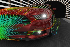 Mustang Aerodynamics