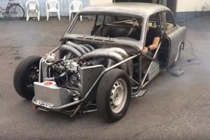 Two-Stroke V8