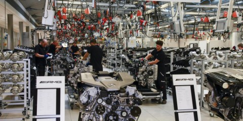 amg engines