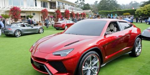 hybrid Lamborghini