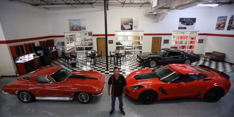 2015 Corvette Z06 VS 1967 Stingray
