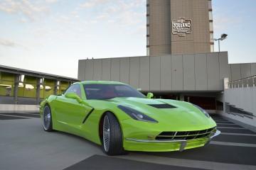 Zolland Corvette