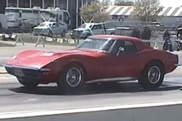 C3 Corvette.