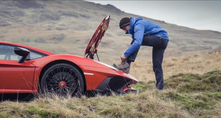 Top Gear Supercar shootout