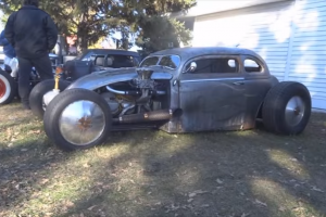 VW beetle engine swap