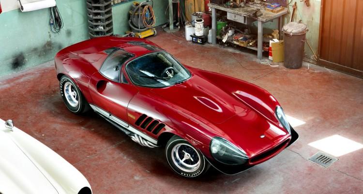 not quite a Ferrari 250 GT
