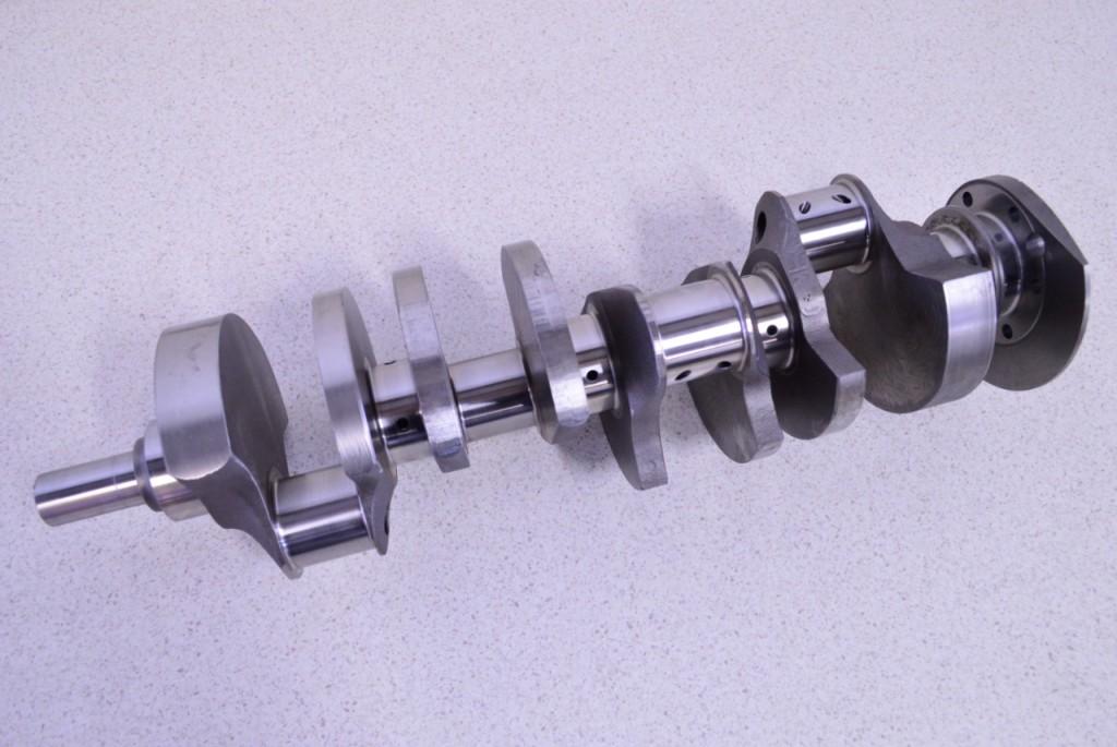 cast nodular iron