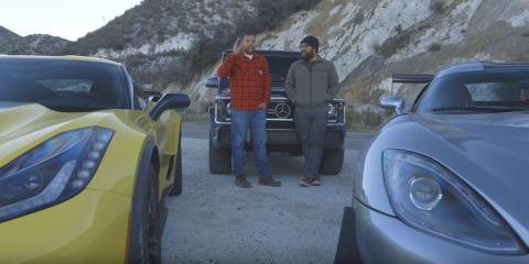 corvette z06 vs viper acr