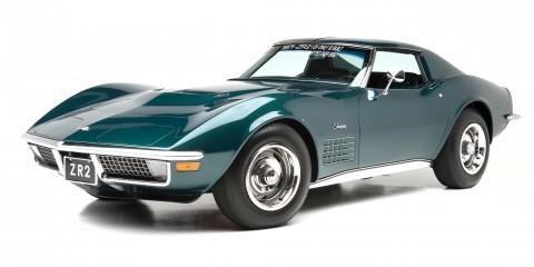 1971 Corvette LS-6