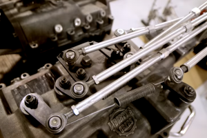 Pro stock gearbox