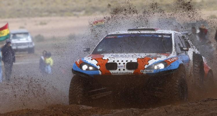 Dakar Rally 409