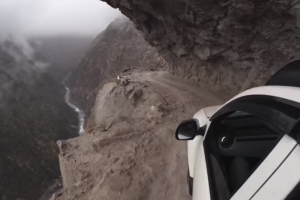 most dangerous road in the world