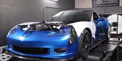 1500 hp Corvette