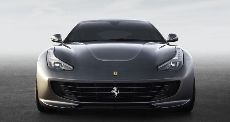 "The new Ferrari ""FF"""