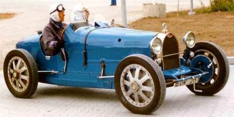 History of Bugatti