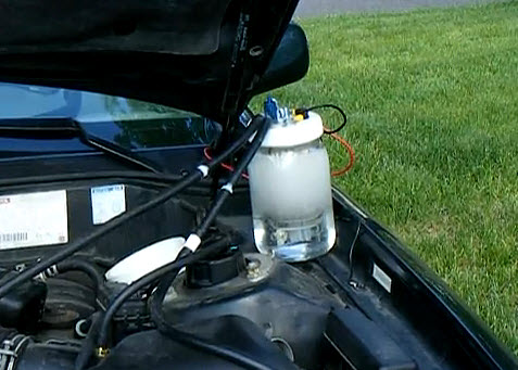 Homemade Hydrogen Fuel Cell For Car Homemade Ftempo