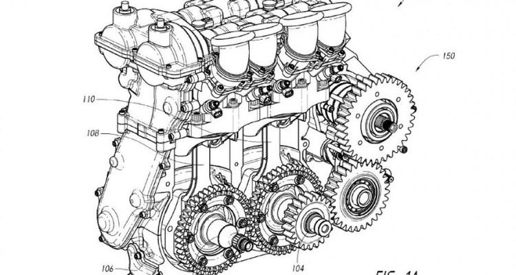 Dan Gurney's new engine