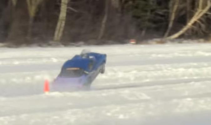 ice drag race