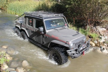 Hellcat powered Wrangler