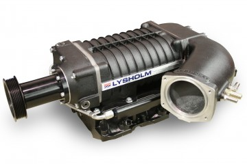 Types of superchargers