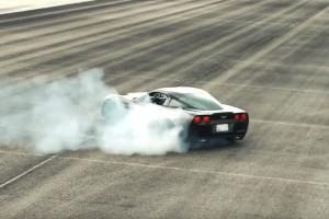186 mph corvette