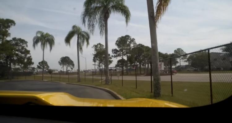 racecar gets lost
