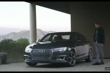 Audi A4 Commercial