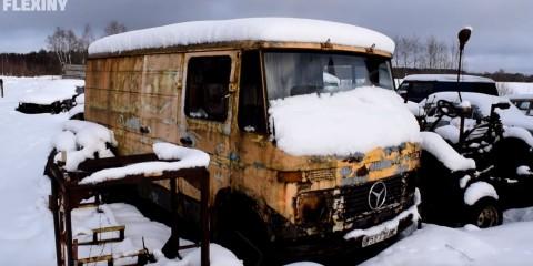 Mercedes 470D